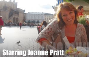Starring Joanne Pratt